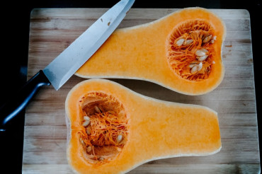 Livestream: Thanksgiving Harvest-Stuffed Squash with Melissa Pasanen | City Market
